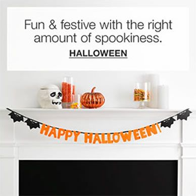 Fun and festive with the right amount of spookiness, Halloween