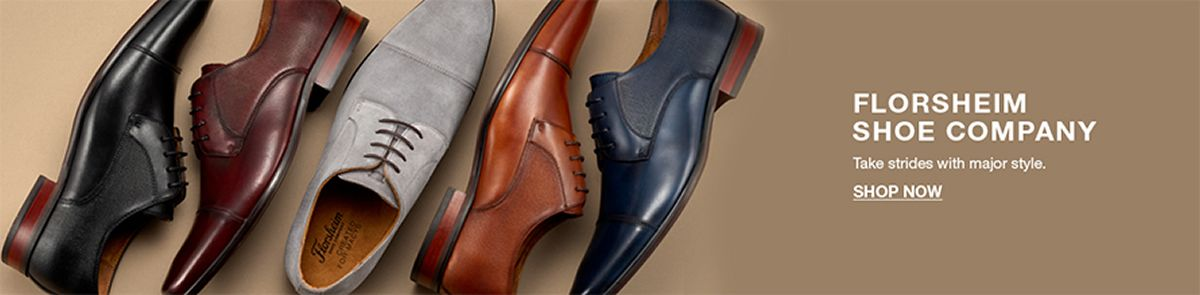 Florsheim Shoe Company, Shop Now
