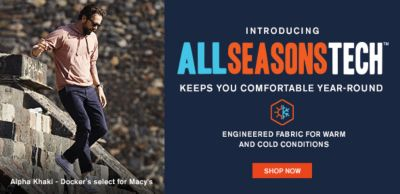 Introducing All Seasons Tech, keeps You Comfortable Year-Round, Shop Now