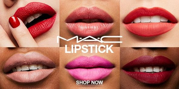 Mac Lipstick, Shop Now