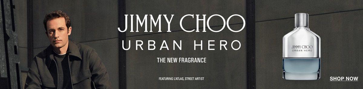 Jimmy Choo, Urban Hero, The New Fragrance, Shop Now
