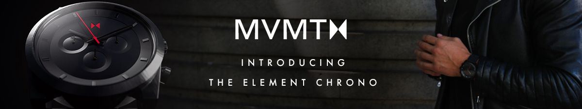 Mvmt Introducing The Element Chrono