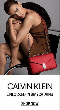 Calvin Klein, Unlocked in Mycalvins, Shop Now