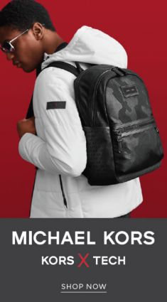 Michael Kors, Kors X Tech, Shop Now