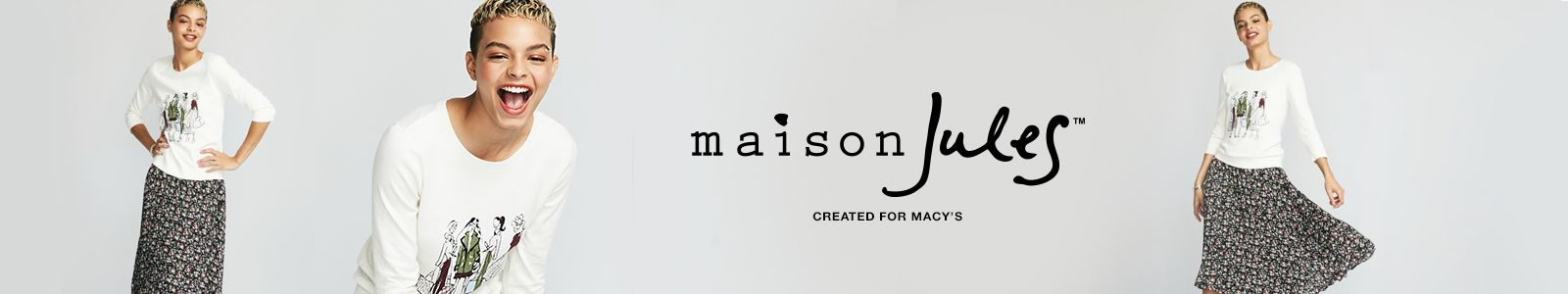 Maison jules, Created for Macy's