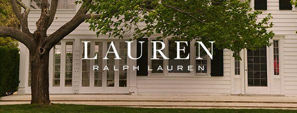Lauren, Ralph lauren