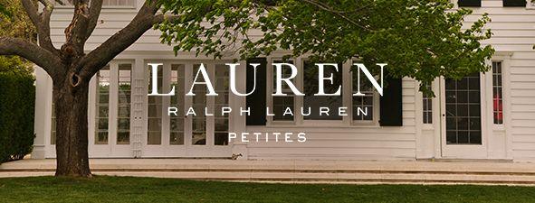 Lauren Ralph Lauren Pettites