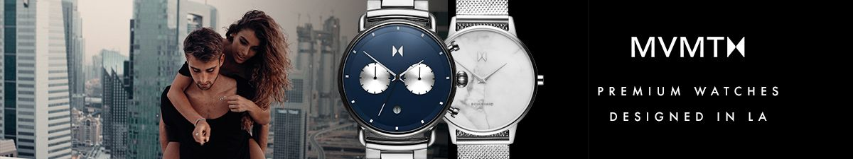 MVMT, Premium Watches Designed in LA