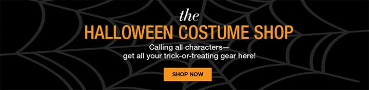 Kids clothes macys the halloween costume shop calling all characters get all your trick or m4hsunfo