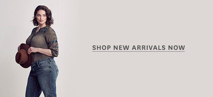 Shop New Arrivals Now