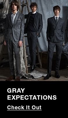 Gray Expectation, Check it out