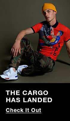 the Cargo has Landed, Check it out