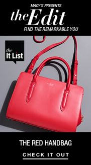 Macy S Presents The Edit Find Remarkable You It List Michael Kors