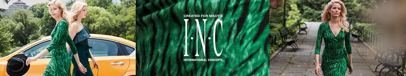 Created for Macy's, I.N.C, International Concepts