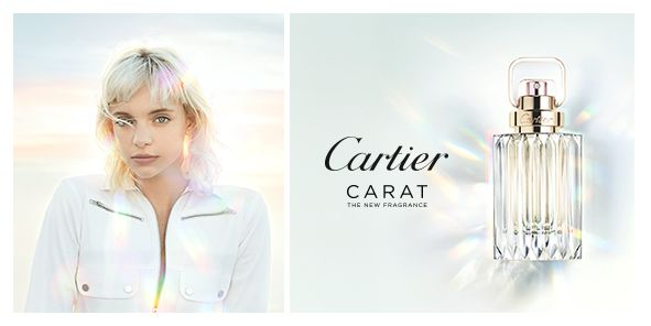 Cartier Carat, The New Fragrance