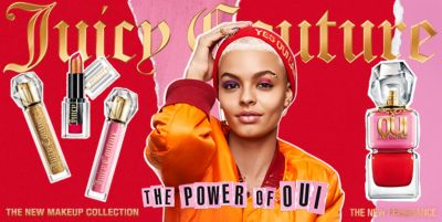 Juciy Couture, The Power of Oui, The New Makeuo Collection