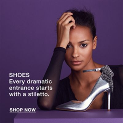Shoes, Every dramatic entrance starts with a stiletto, Shop Now