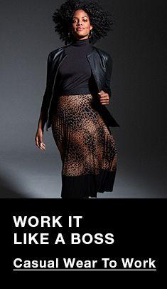 Work It Like a Boss, Casual Wear To Work