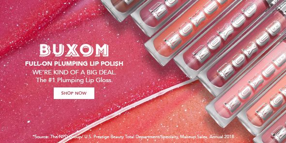 Buxom, Full-on Plumping Lip Polish, We're Kind of a Big Deal, Shop Now
