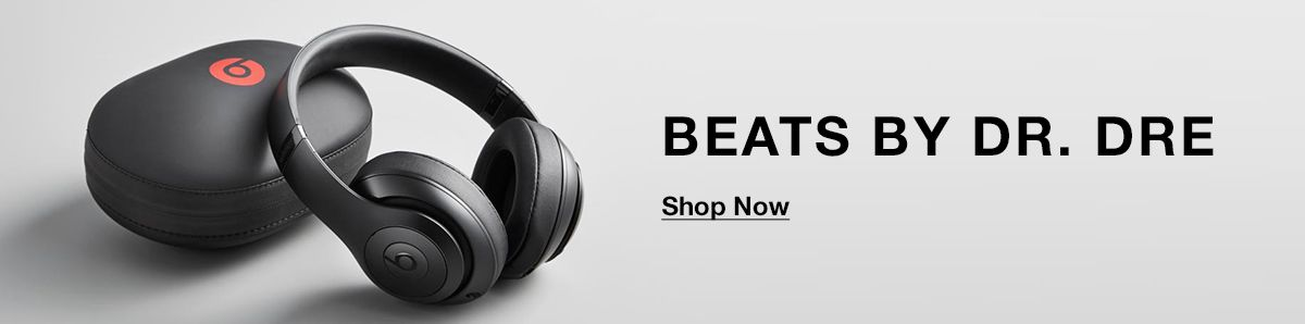 Beats by Dr. Dre, Shop Now