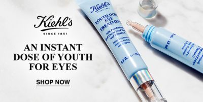 Kiehl's, since 1851, An Instant Does of Youth For Eyes, Shop Now