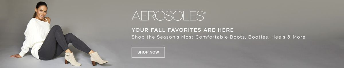 Aerosoles, Your fall Favorites Are Here, Shop Now
