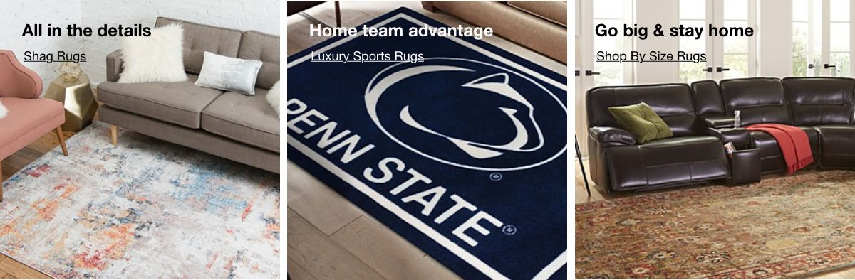 All in the details, Home team advantage, Go big and stay home