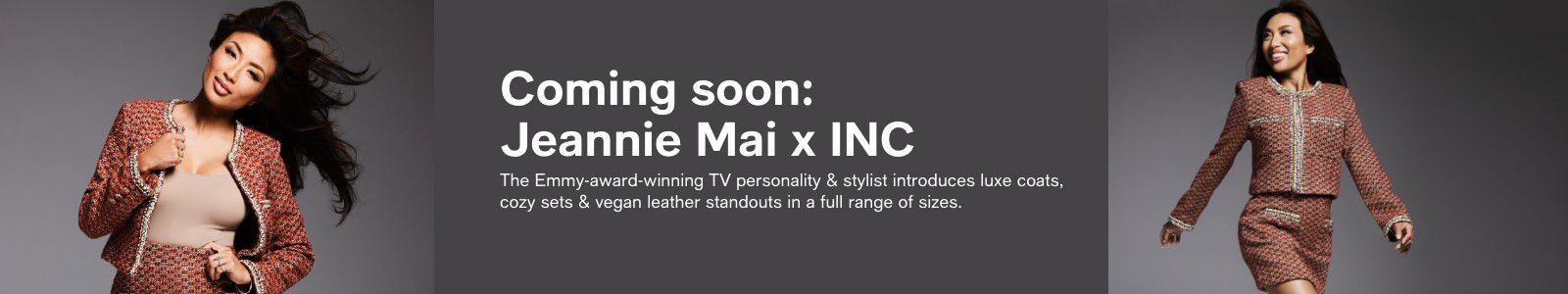 Coming soon, Jennie Mai X Inc