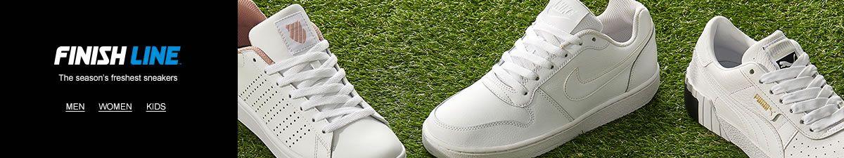 Finish Line, The season's freshest sneakers, Men, Women, Kids