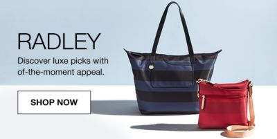 Radley, Discover luxe picks with of-the-moment appeal, Shop Now