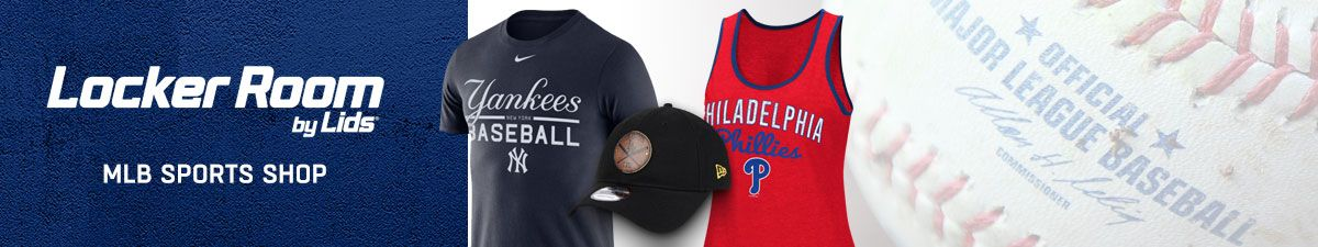 Locker Room by Lids, MLB Sports Shop