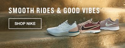 Smooth Rides and Good Vibes, Shop Nike
