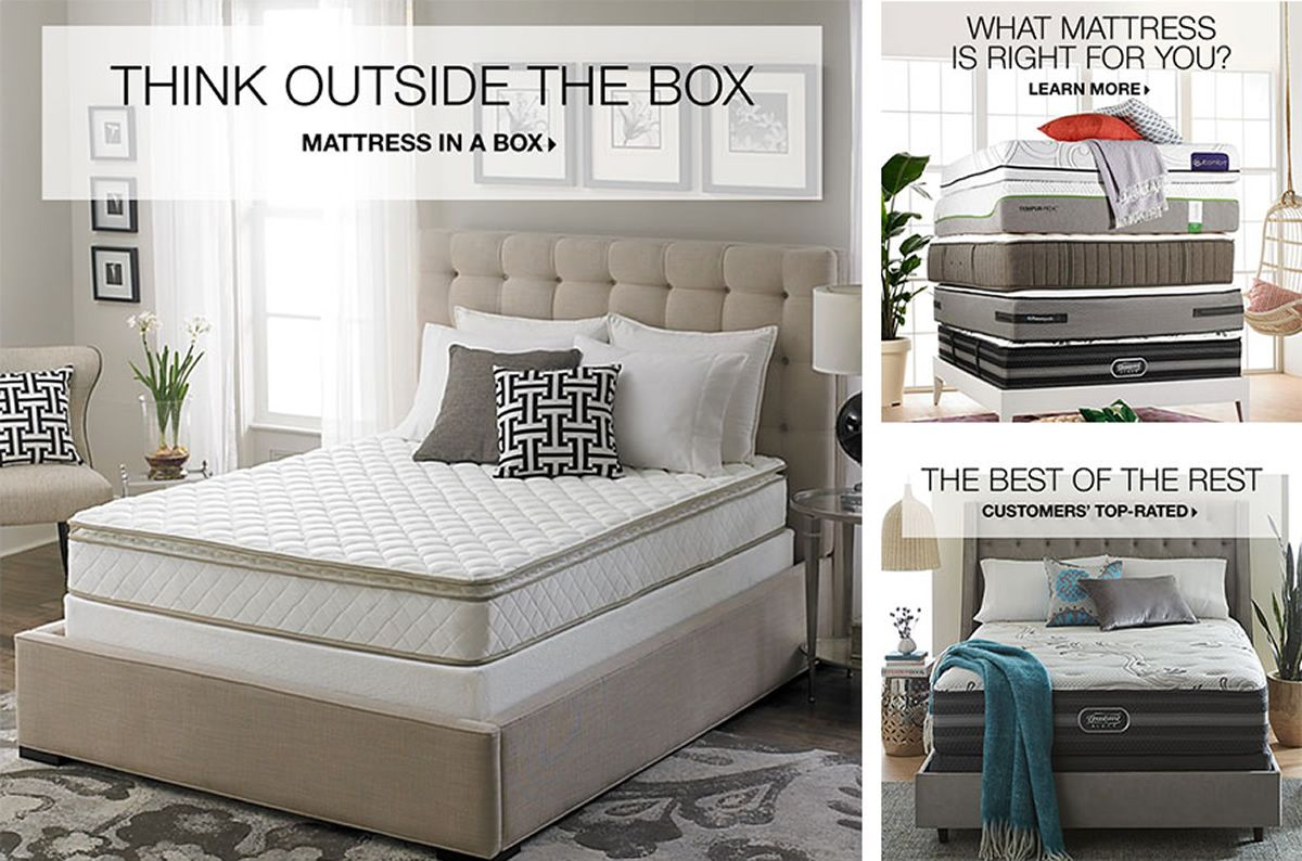 Think Outside The Box Mattress In A What Is Right For You