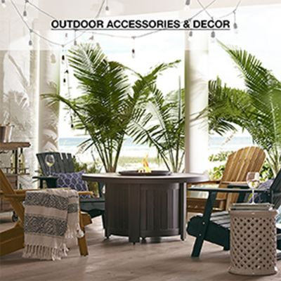Outdoor Accessories and Decor
