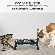 Pick of The Litter, Because your fur babies are worth treating like royalty, Shop Pet Decor and Accessories