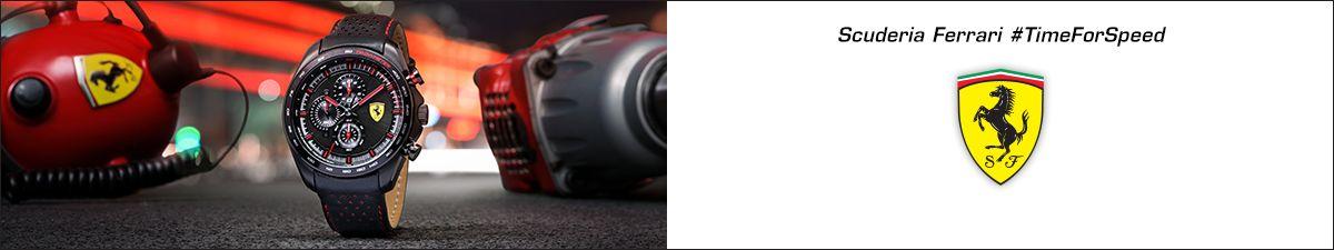 Scuderia Ferrari #TimeForSpeed