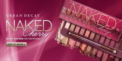 Urban Decay Naked Cherry, Get it Now