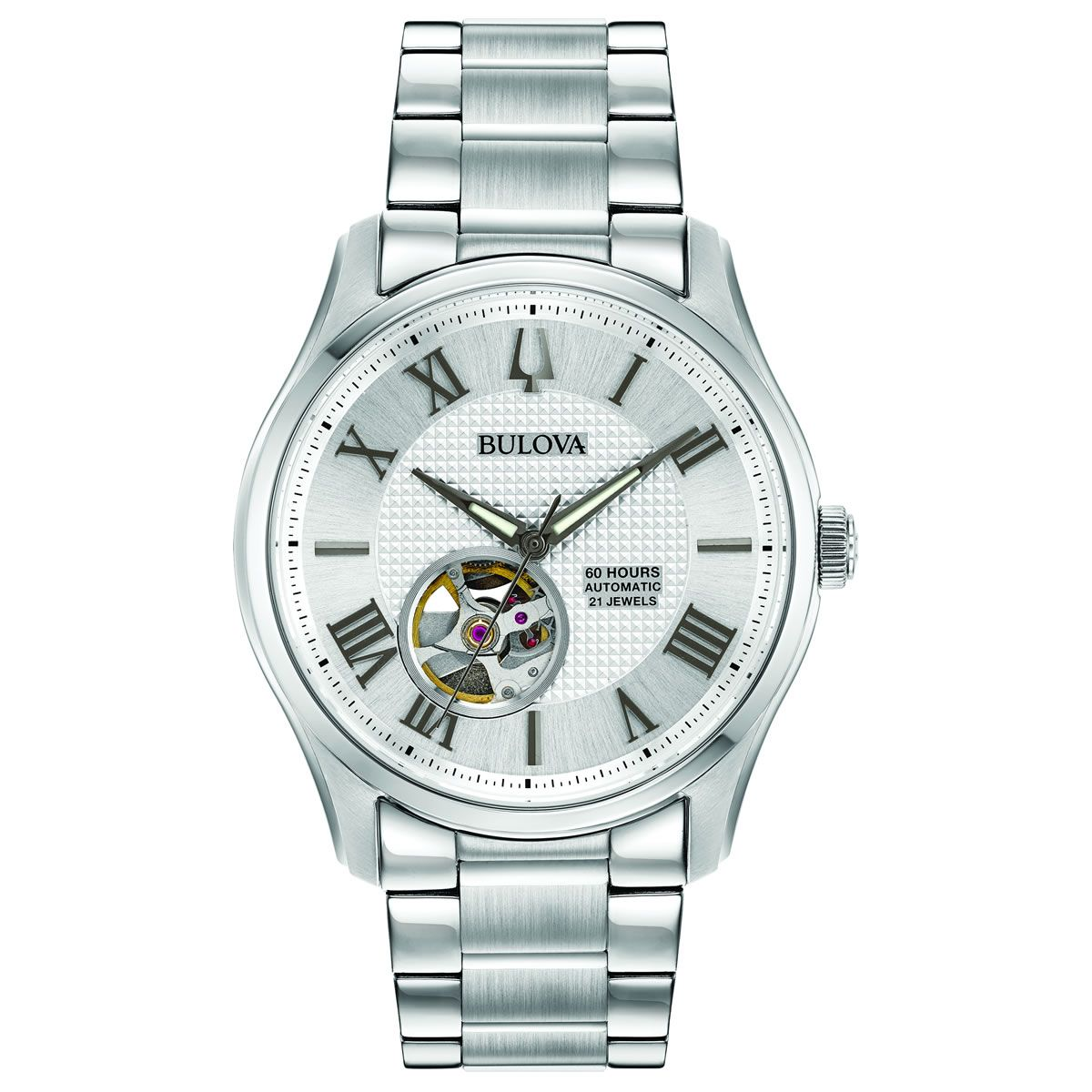 b28d121ec Bulova Mens Watches - Macy's