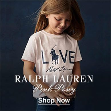 Ralph Lauren, Pinky Pony, Shop Now