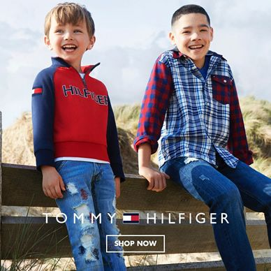 Tommy Hilfiger, Shop Now