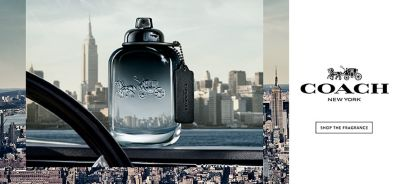 Coach New York, Shop The Fragrance