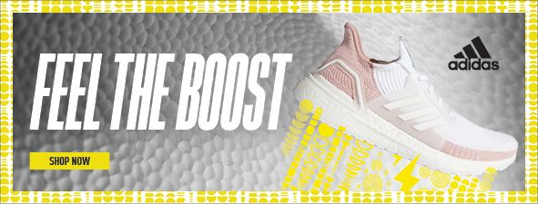 Feel The Boost, Shop Now