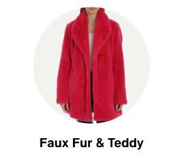 Faux Fur and Teddy