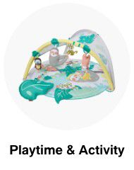 Playtime and Activity