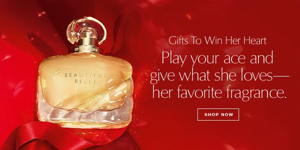Gifts to Win Her Heart, Play Your Ace and give what she loves-Her favorite fragrance, Shop Now