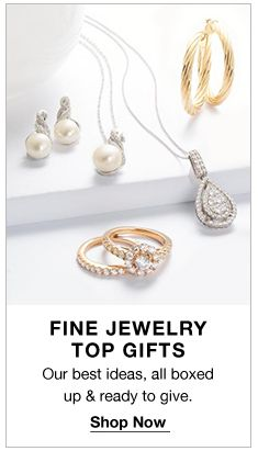 Fine Jewelry Top Gifts, Shop Now