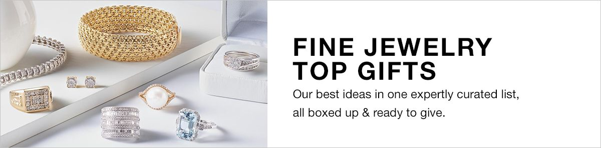 Fine Jewelry Top Gifts