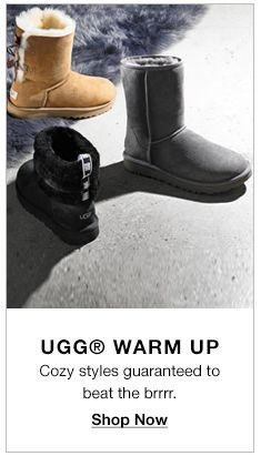 Ugg Warm up, Shop Now