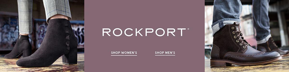 Rockport, Shop Women's, Shop Men's