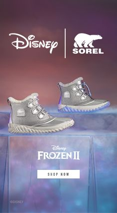 Disney, Sorel, Disney Frozen, Shop Now